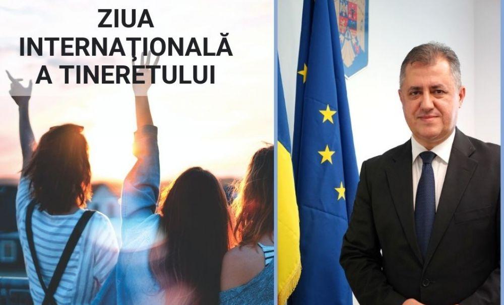 Mihai Firică: România de astăzi are nevoie de o nouă generație care să își asume, cu viziune și curaj, proiectul schimbării