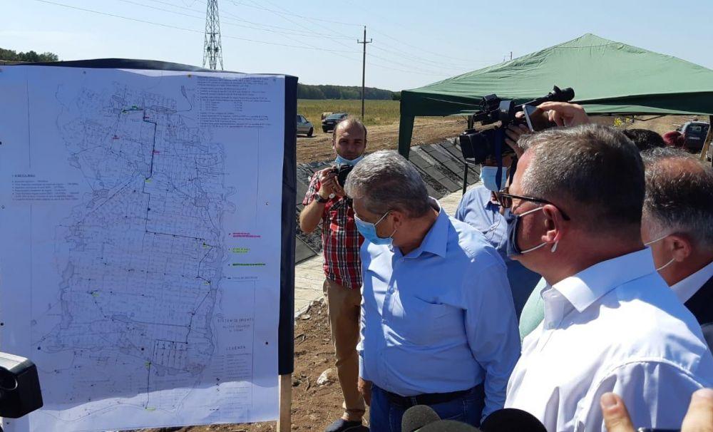 Ministrul Adrian Oros s-a întâlnit cu fermierii din Dolj