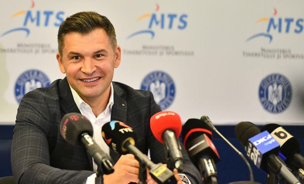 Ministrul Stroe (PNL): E timpul pentru dezvoltare, nu pentru pași în trecut