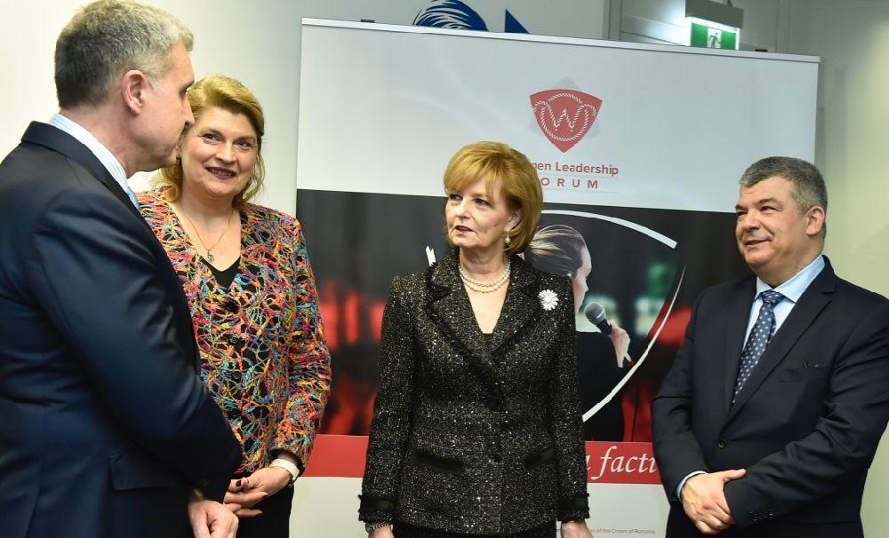 MS Margareta și Principele Radu au participat la gala de deschidere a Women Leadership Forum în Polonia