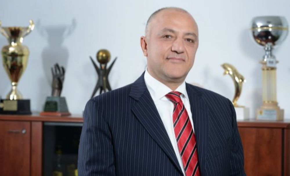 Nawaf Salameh, fondatorul şi preşedintele Grupului Alexandrion, a fost declarat Gamechanger-ul anului în Europa
