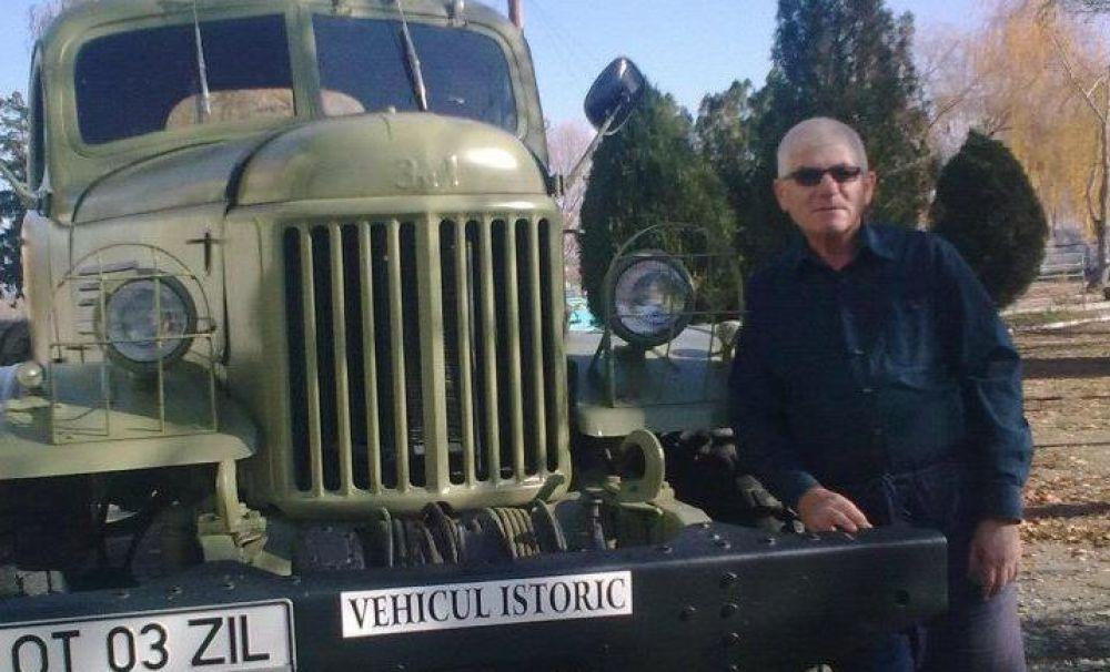 Pasionat de maşini istorice: Are şapte exemplare, în care a investit 200.000 de lei