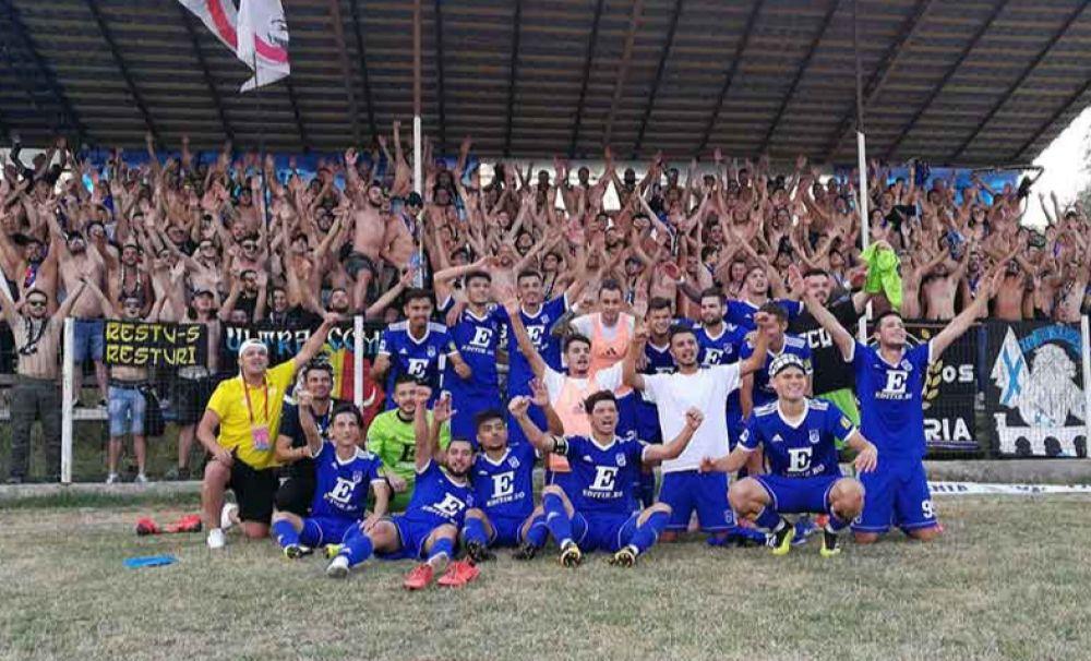 Peluza Sud 97 a dus FCU Craiova spre victorie