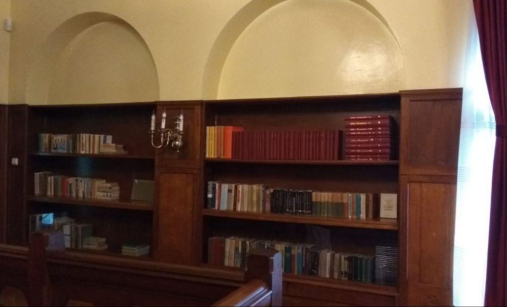 PNL Dolj, donație importantă de carte pentru Muzeul Național Brătianu