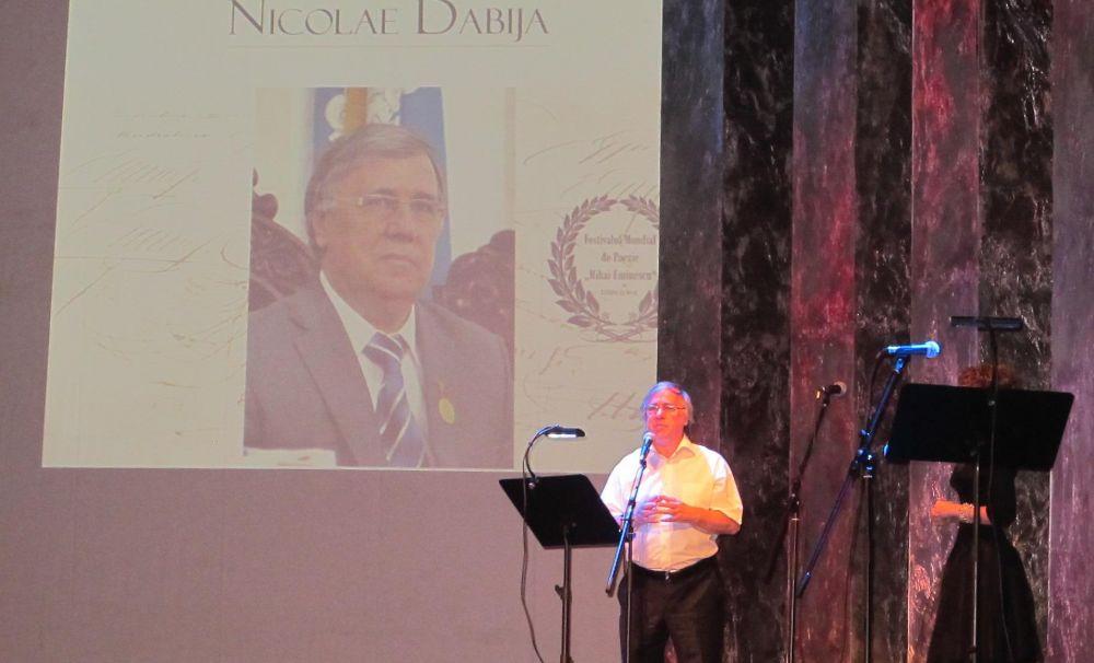 Poetul Nicolae Dabija, răpus de COVID-19. A fost membru de onoare al Academiei Române