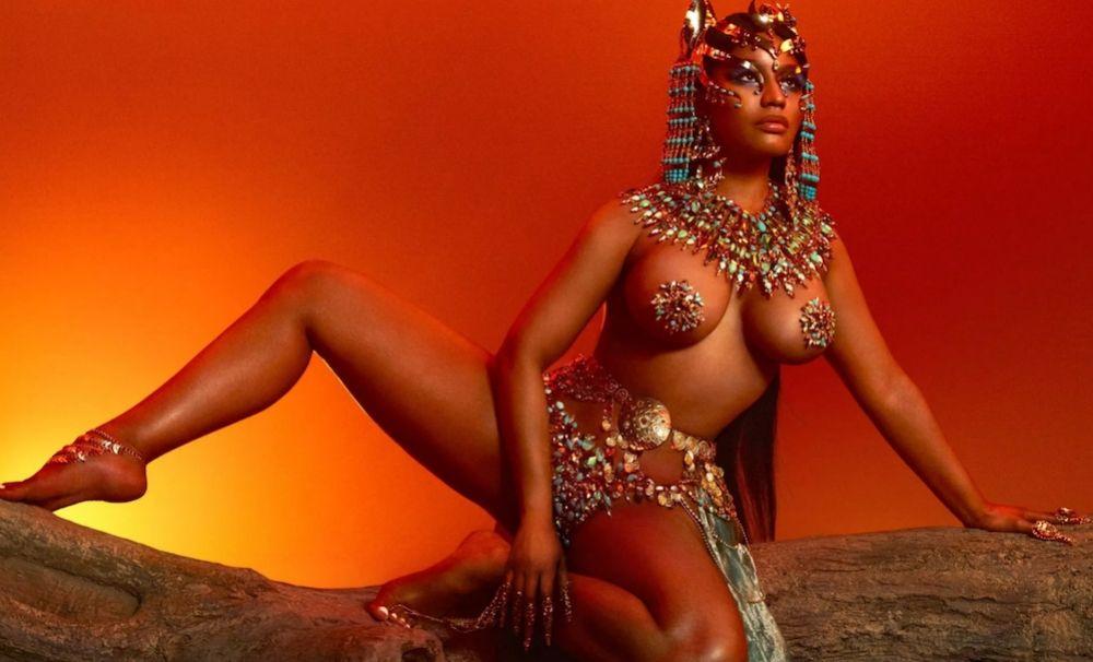 Prea sexy pe scenă! Nicki Minaj, concert cu probleme în Arabaia Saudită