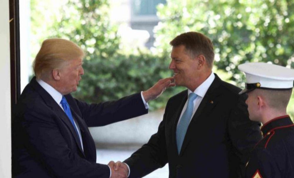 Președintele Iohannis, întâlnire cu Donald Trump la Casa Albă, pe 20 august