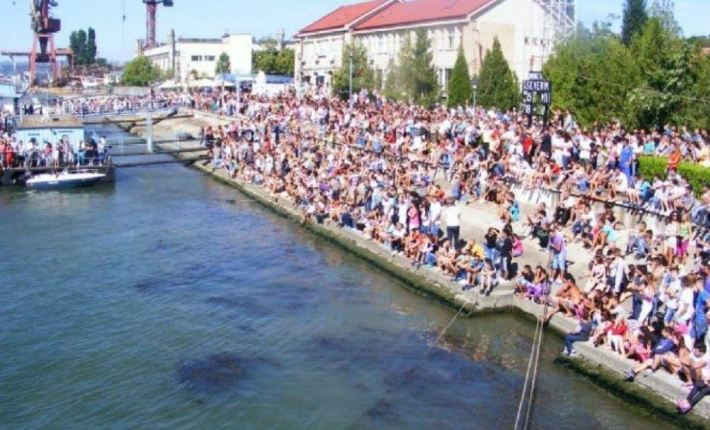 Primăria Drobeta Turnu Severin vă aşteaptă la Ziua Marinei