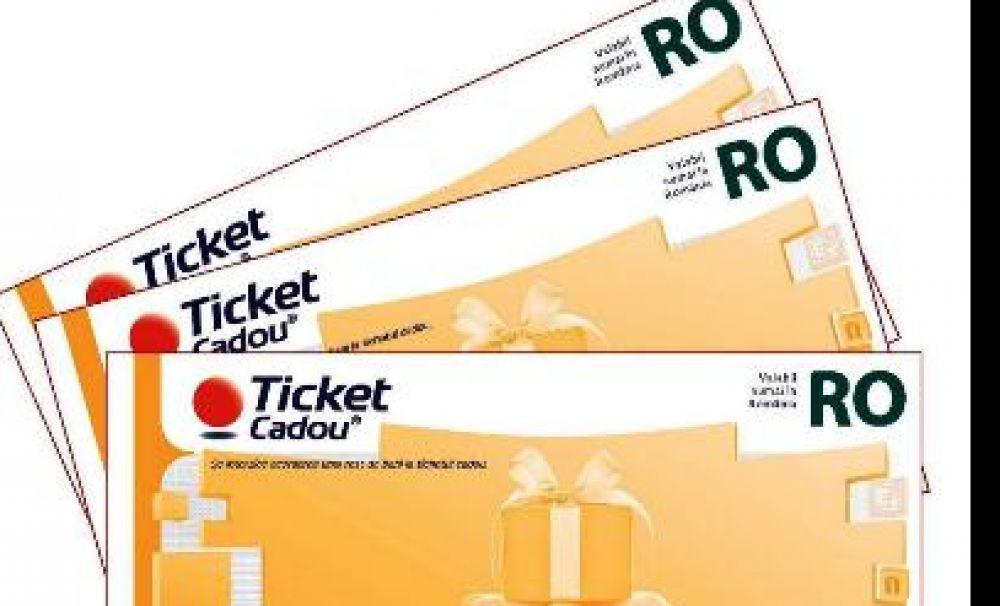 Programul - Solidaritate! Pesoanele defavorizate primesc tichete cadou în valoare de ....30 de lei