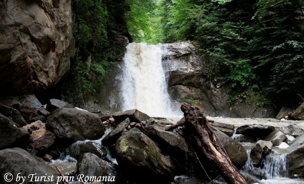 Cascada Pruncea, un punct de atracție perfect pentru o ieșire de weekend