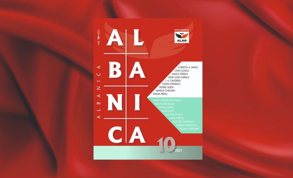 Revista Albanica a ajuns la numărul 10