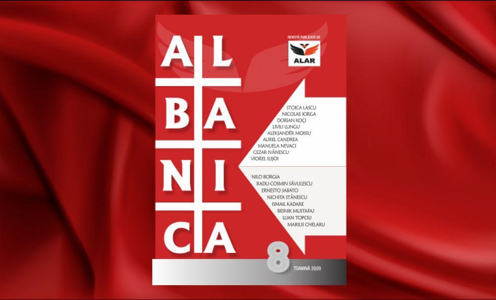 Revista ALBANICA a ajuns la numărul 8