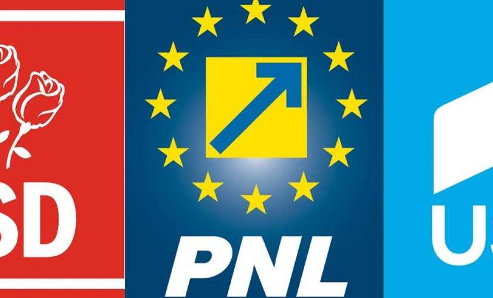 Rezultate finale la alegerile locale: PNL 34,58 la sută, PSD - 30,34 la sută și Alianța USR-PLUS - 6,58 la sută