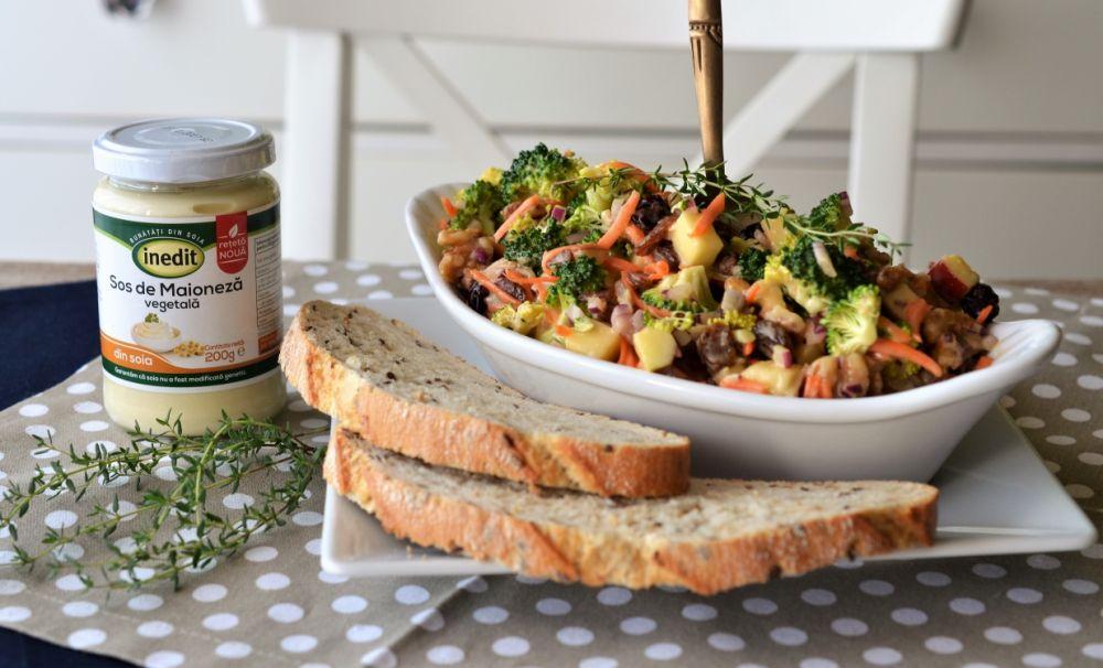 Salată de toamnă - simplu, ușor de preparat, delicioasă