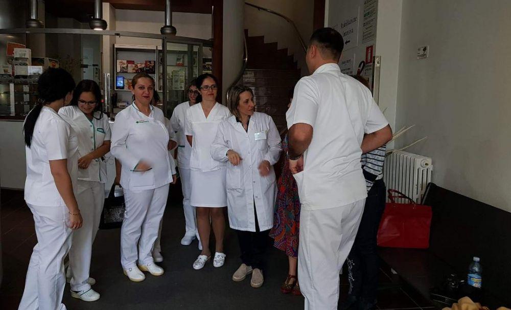 Şcoala Postliceală Sanitară SAN-ECO-MED - condiții moderne, pregătire superioară, stagii de practică în spitale din U.E. şi locuri la buget