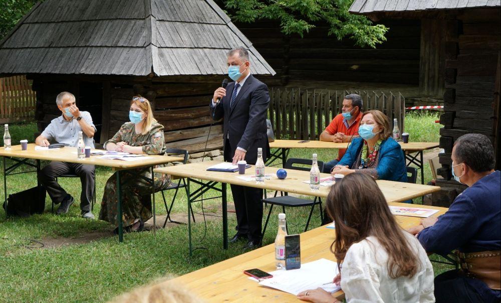 Secretarul de stat Mihai Firică, mesaj de sprijin pentru Comisia Națională pentru Salvgardarea Patrimoniului Cultural Imaterial