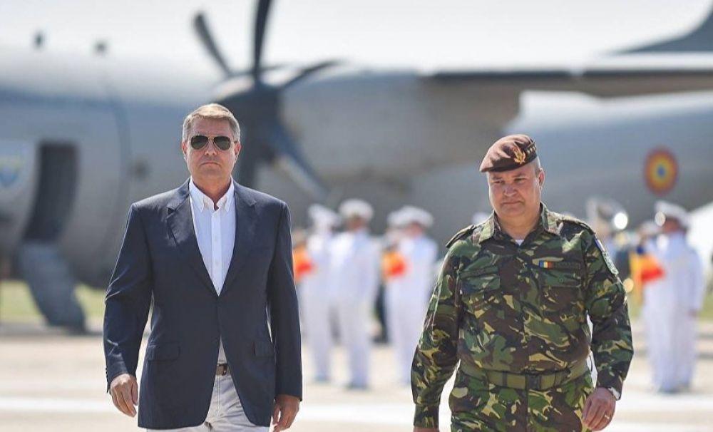 Senatorul Nicolae Ciucă, premier desemnat de către președintele Iohannis