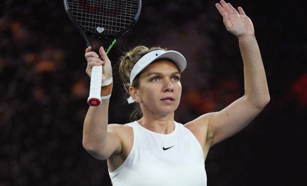 Simona Halep, EXCEPȚIONALĂ! Calificare meritată în sferturile de la Australian Open