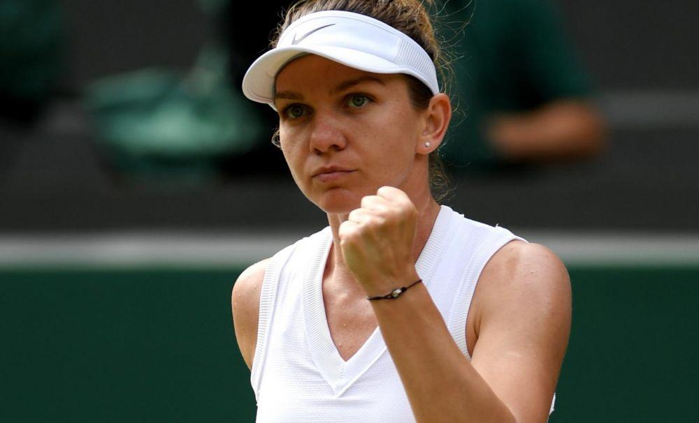 Simona Halep, în sferturile de finală de la Toronto, după două meciuri complet diferite