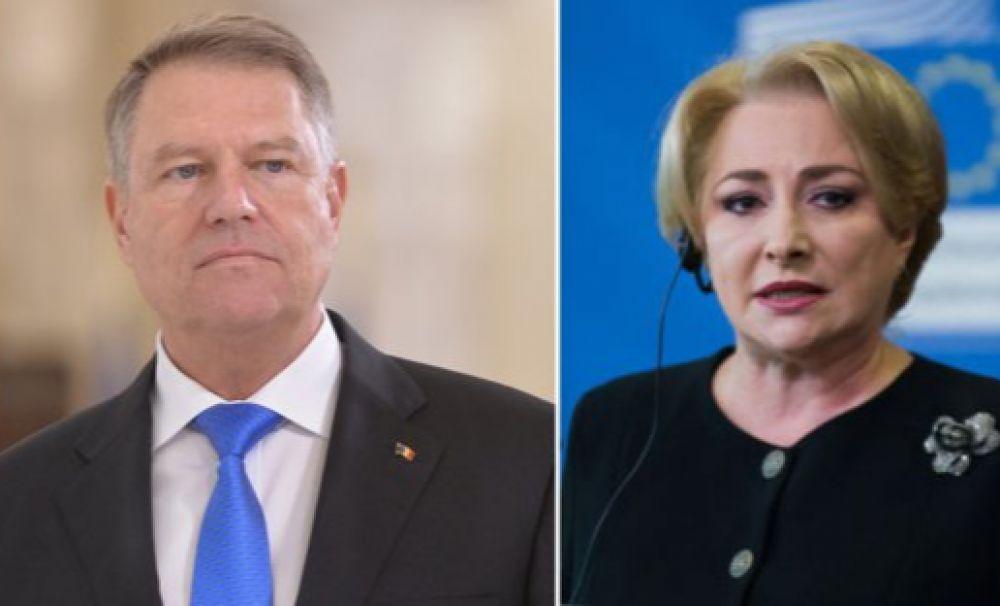 Sondaj prezidențiale: Iohannis 42 la sută, Dăncilă 21 la sută. Barna, la 6 procente după candidatul PSD