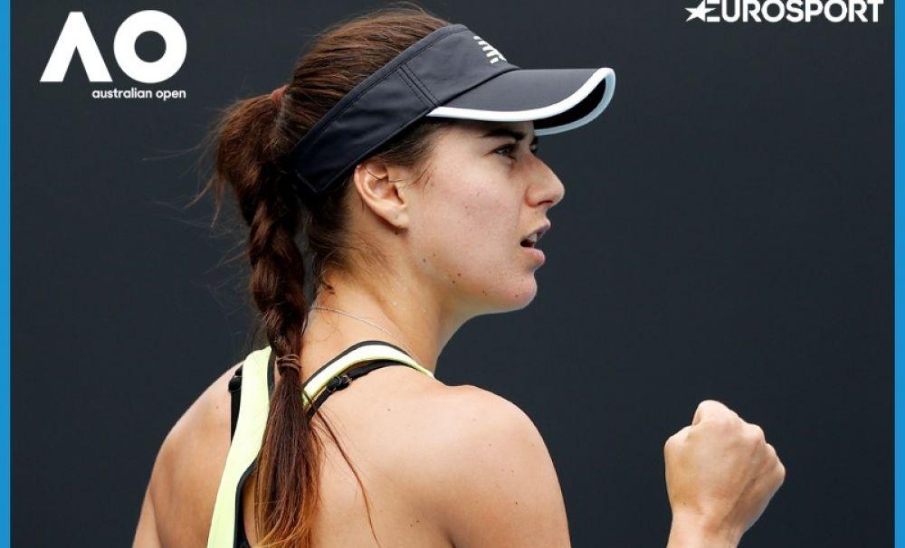 Sorana Cîrstea debutează cu victorie la Australian Open