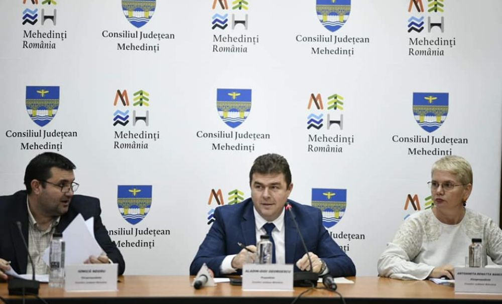 Spitalele din Vânju Mare şi Strehaia au fost trecute în strategia de dezvoltare a judeţului
