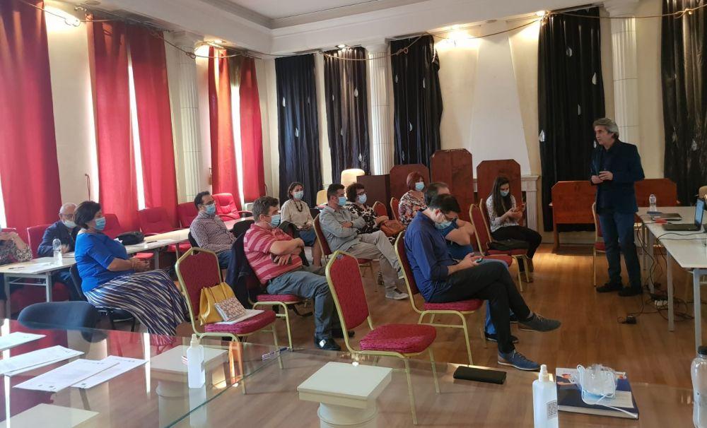 Sprijinirea Talentelor în Afaceri și Reinventarea Tinerilor (START) - comunicat de presă