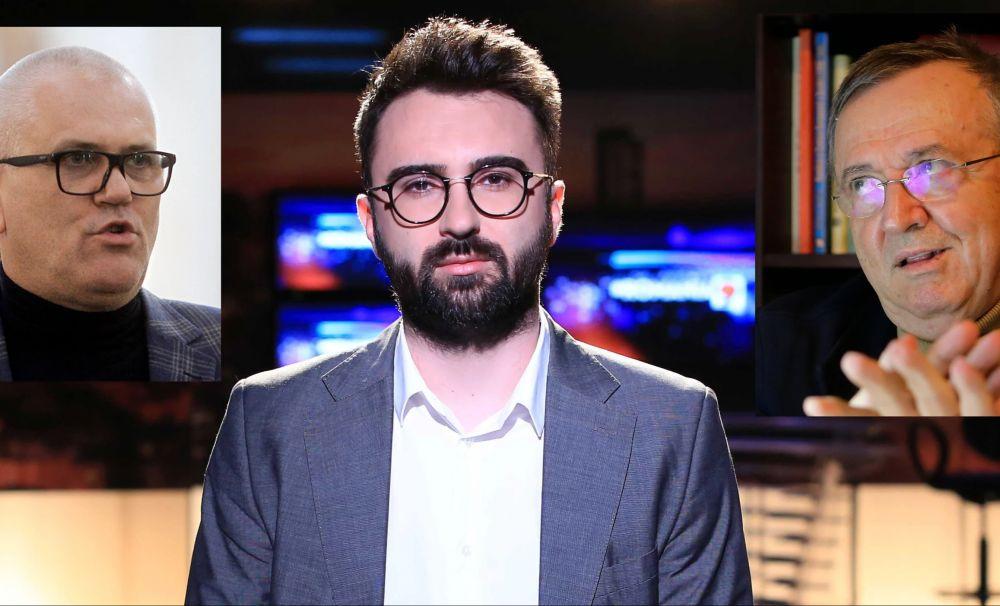 Stelian Tănase: Portavocea PSD la TVR, Ionuț Cristache, iese la atac tam-nesam, că tot își face bagajele