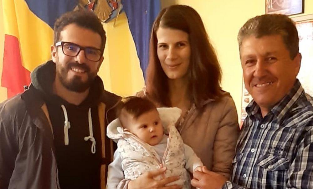 Stimulent pentru natalitate, în comuna Mischii! 1500 de lei pentru fiecare nou-născut
