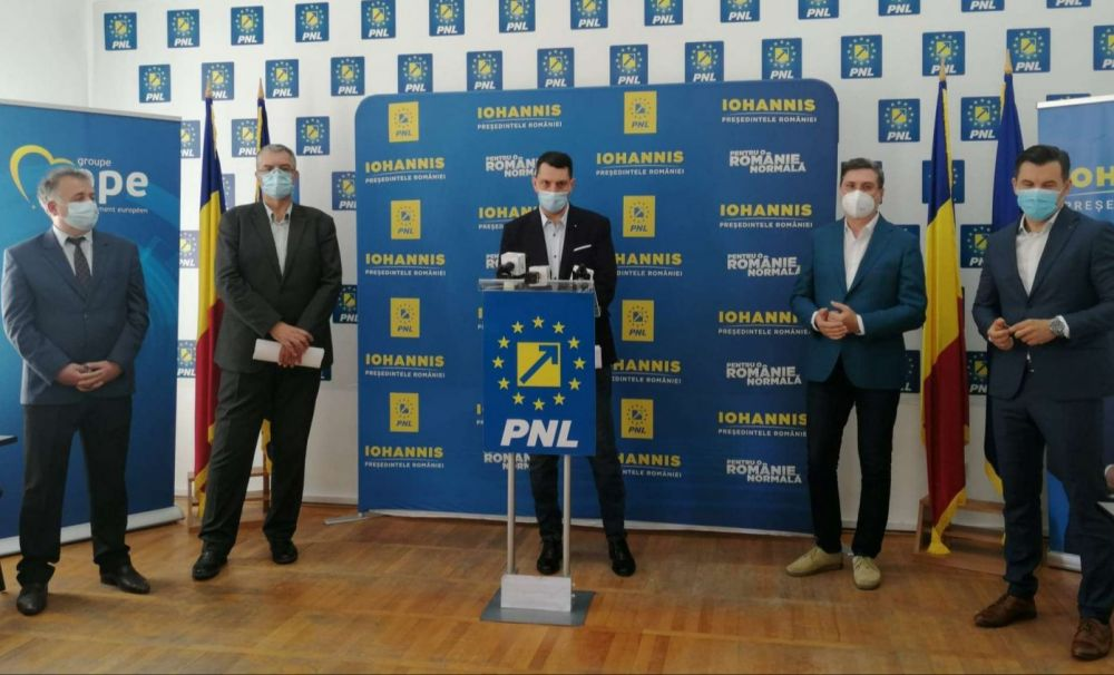 Ștefan Stoica, președintele PNL Dolj: Rămânem deschiși la negocieri pentru câștigarea Primăriei Craiova de către forțele de dreapta
