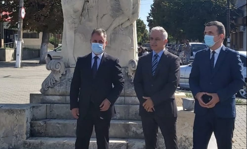 Titlul de Oraș al Independenței, conferit Calafatului la inițiativa lui Dorel Mitulețu. Ministerul Culturii susține demersul