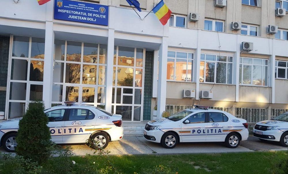 Un comisar şef de poliţie de la IPJ Dolj, trimis în judecată, după ce a furat din banii colegilor