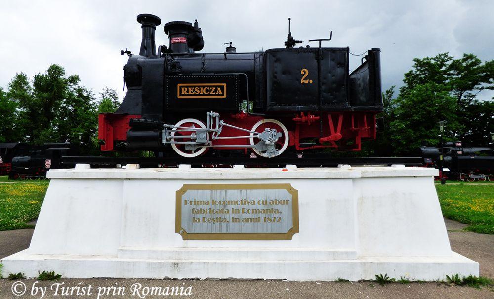 Un muzeu unicat în Europa – Muzeul locomotivelor cu abur din Reșița