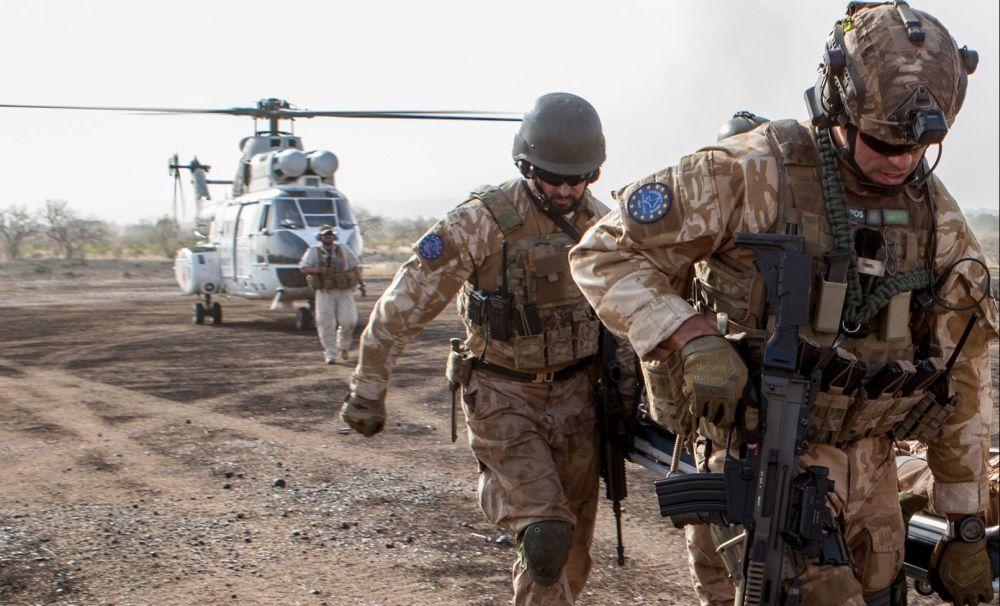 Va crea UE o armată europeană?