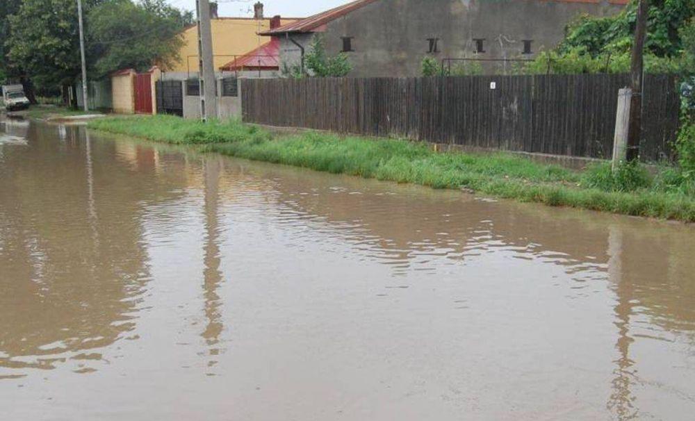 Vâlcea/A fost stabilită valoare pagubelor provocate de inundaţii