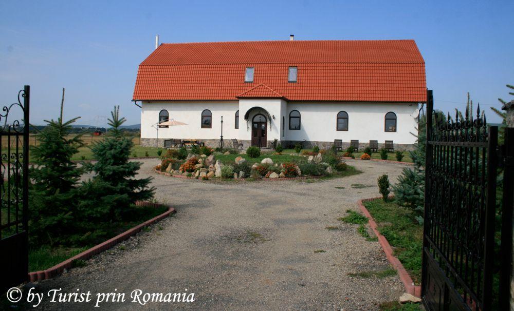 Viața la conac: din 1802, Conacul Nagy din Coșeni