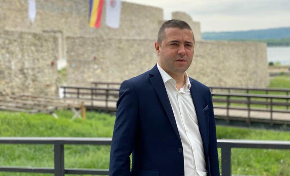Viceprimarul Daniel Cîrjan : Severinul, proiect pentru staţiune turistică